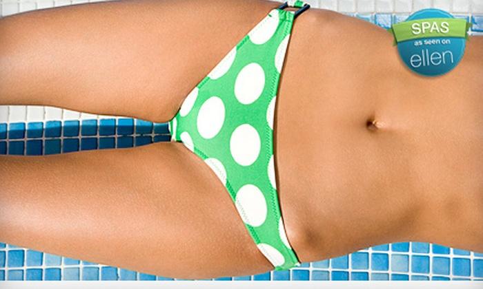 Bikini Underground - Downtown Amarillo: $15 for $30 Worth of Waxing Services at Bikini Underground