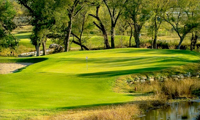 The Golf Club at Champion's Circle - Fort Worth: Golf Outing for Two on Monday–Thursday or Friday–Sunday at The Golf Club at Champion's Circle (Up to 54% Off)