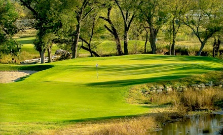 18-Hole Round of Golf for 2 Mon.-Thurs. (up to a $106.09 value) - The Golf Club at Champion's Circle in Fort Worth
