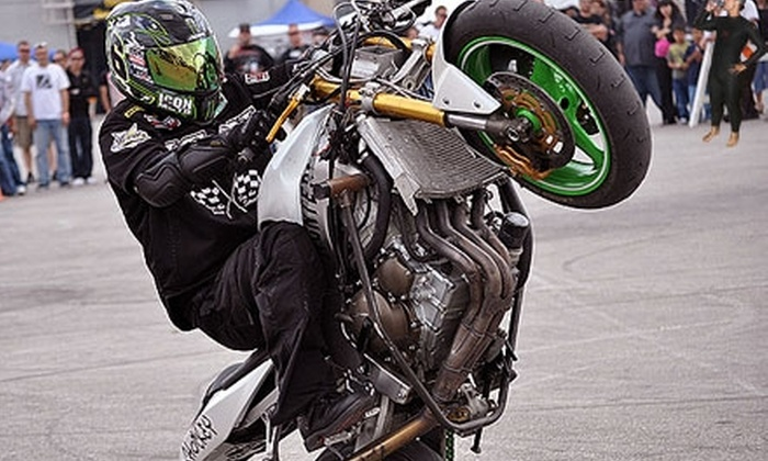 South Texas Motorcycle Expo and South Texas Classic Car Show - San Antonio: $7 for Three-Day Admission to the South Texas Motorcycle Expo and South Texas Classic Car Show ($15 Value)