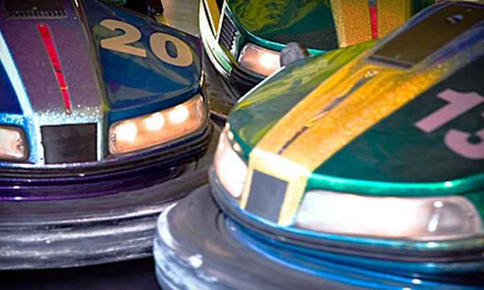 Bumpers Family Fun Center - North Hill: Gaming or Party Package at Bumpers Family Fun Center