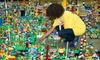LEGO KidsFest - Downtown: $12 for One Ticket to LEGO KidsFest (Up to $20 Value). Choose Between Two Dates.