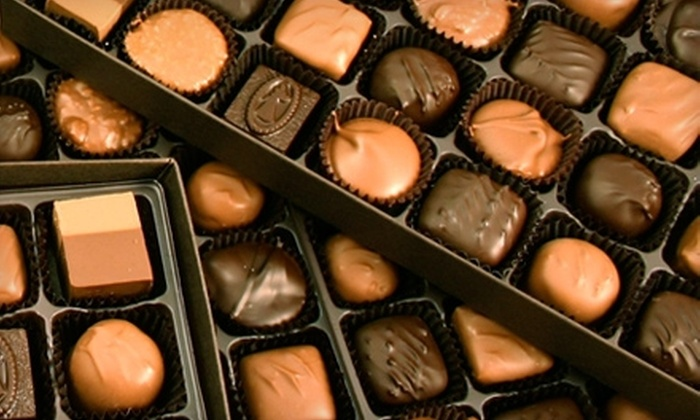 Fascia's Chocolate - Waterbury: $10 for $20 Worth of Gourmet Chocolates at Fascia's Chocolate