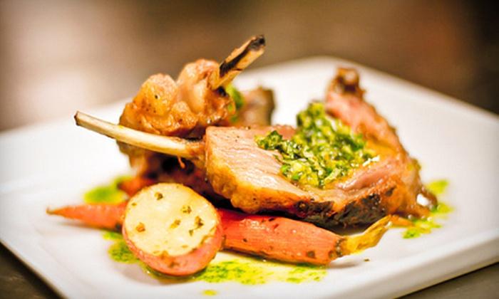 Cafe Arugula - South Orange: Italian Lunch or Dinner Fare at Cafe Arugula in South Orange (Half Off)