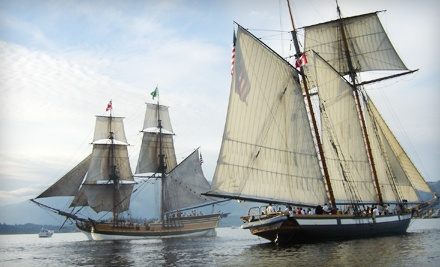 A Taste of Tall Ships Chicago at Navy Pier on Thurs., Aug. 11 - A Taste of Tall Ships Chicago in Chicago