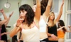 Nachle LLC - Multiple Locations: $29 for Four Weeks of Bollywood Dance Fitness Classes from Nachale ($60 Value). Four Options Available.