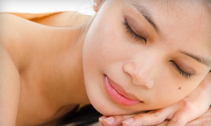 Solaris Spa, Laser & Wellness - Abbotsford: $75 for a Facial, Footbath, Massage, and Paraffin Treatment at Solaris Spa, Laser & Wellness (Up to $165 Value)