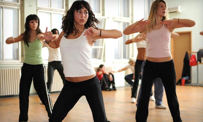 Dynamic Dance & Fitness - Elk Grove: $15 for 10 Zumba Classes at Dynamic Dance & Fitness in Elk Grove ($35 Value)