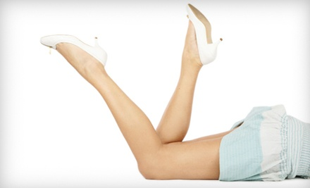 3 Laser Spider-Vein Removal Treatments on 1 Area (a $900 value) - Beauty Forever in Bayside