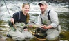 Slickwater Adventures - North Elba: $135 for a Half-Day Guided Fly-Fishing Trip for Two from Slickwater Adventures in Lake Placid ($275 Value)