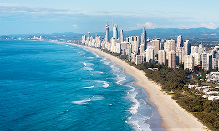 BreakFree Diamond Beach - Broadbeach: Gold Coast: From $270 for a Three-Night Apartment Stay at BreakFree Diamond Beach