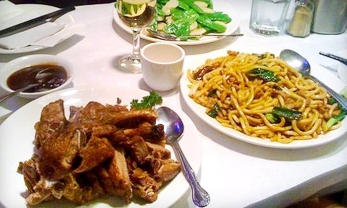 Lao Shanghai - Armour Square: $10 for $20 Worth of Chinese Cuisine at Lao Shanghai