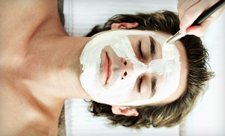 60-Minute Men's Urban Deep-Cleansing Facial (an $85 value) - Synergy Day Spa in Houston