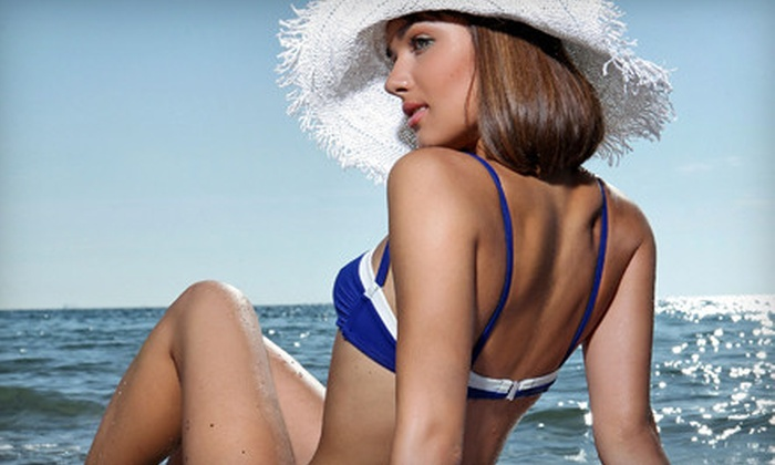 Spray Soleil - Multiple Locations: $14 for One Spray Tanning Session at Spray Soleil ($28 Value). Four Locations Available.