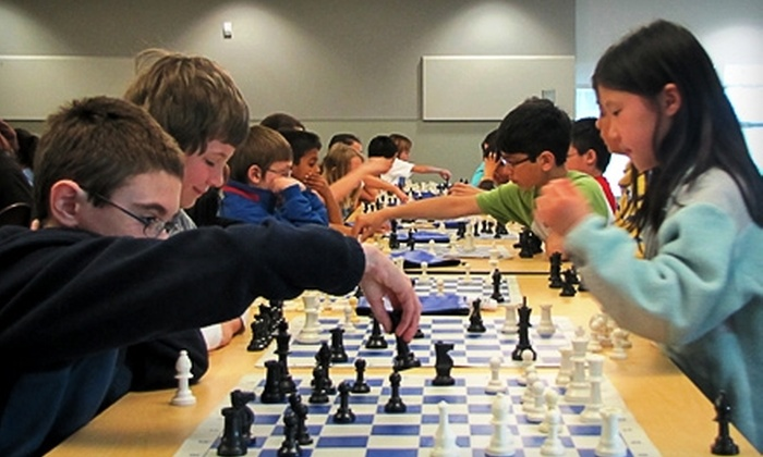 CheckMates Chess Academy - Chicago: Private Children's Chess Lessons from CheckMates Chess Academy. Two Options Available.
