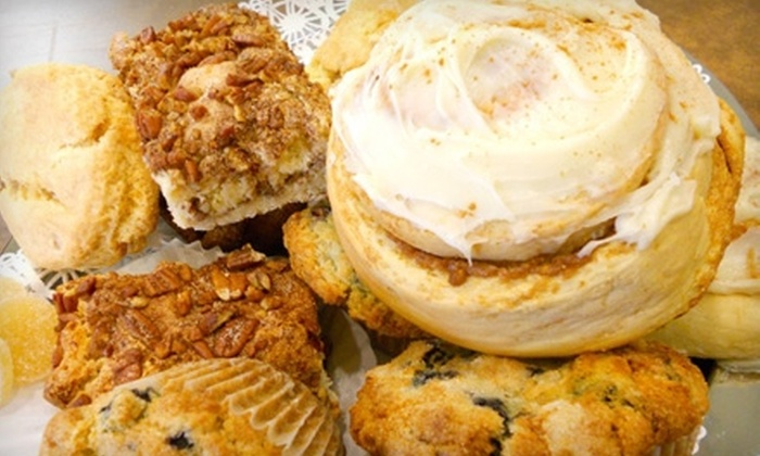 Pancake Cafe - Fitchburg: $10 for $20 Worth of Baked Goods from the Retail Counter at Pancake Cafe