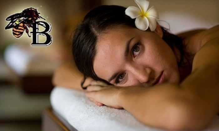 Bee-utiful Skin & Nails - Secret Cove: $45 for a M'Lis Herbal Contour Body Wrap at Bee-Utiful Skin & Nails ($95 Value)