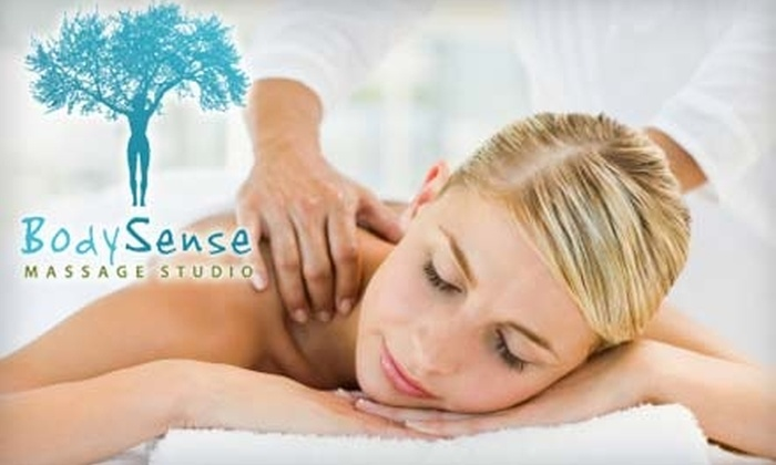 BodySense Massage Studio - Cary: $32 for an Hour-Long Massage at BodySense Massage Studio ($65 Value)