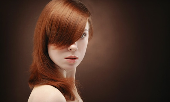 Puttin' on the Ritz... Island Style Salon and Spa - Venice: Keratin Smoothing at Puttin' on the Ritz…Island Style Salon and Spa in Venice (Up to 56% Off). Two Options Available.