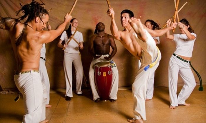 Capoeira Batuque Santa Barbara - Goleta: $25 for Three Drop-in Brazilian Dance and Drum Classes at Capoeira Batuque Santa Barbara ($60 Value)