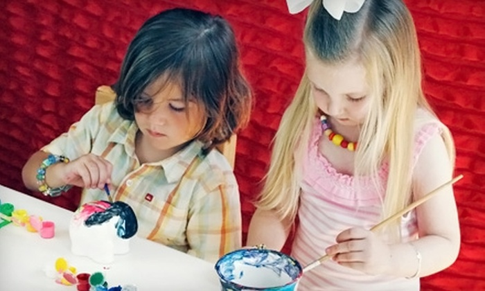 bubble - Babylon: $5 for Admission to Kids' Craft Session and Supplies at bubble in Babylon Village ($10 Value)