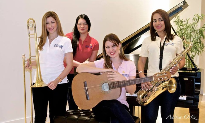Dade Music Academy - Miami: A Private Music Lesson from Dade Music Academy (50% Off)