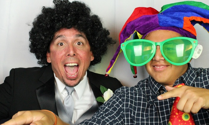 Frozen Moments - San Antonio: $349 for $499 Groupon — Frozen Moments Photo Booth