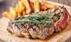 The Owl - Loughton: Two- or Three-Course Meal with Wine for Two or Four at The Owl (Up to 50% Off)