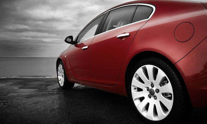Automotive Alliance - HIghland Park: Paint-Chip, Scratch, and Dent Repair at Automotive Alliance (Up to 58% Off). Three Options Available.