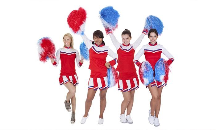 Fame Allstars - Virginia Beach: $74 for $265 Worth of Cheerleading — Fame Allstars