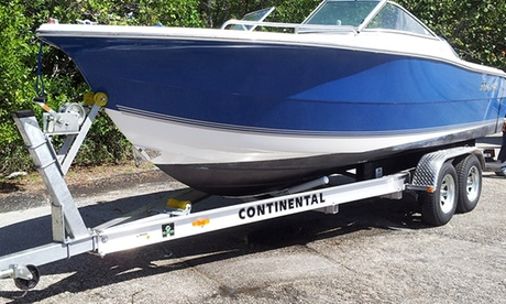 $35 for a Trailer-Bearing Service for One Boat from Trailer Depot of Miami ($65 Value)