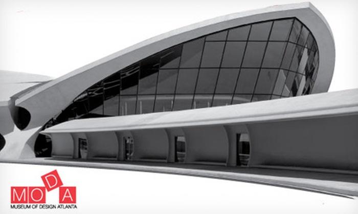 Museum of Design Atlanta - Atlanta: Eero Saarinen Retrospective Exhibit for Two or Four at Museum of Design Atlanta (Up to 63% Off)
