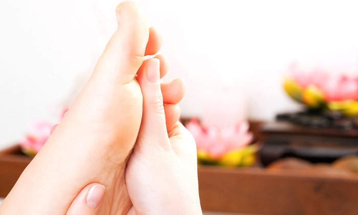 Harmony Day Spa - McCandless: Hand and Foot Scrub with Massage or Facial at Harmony Day Spa (Up to 61% Off)