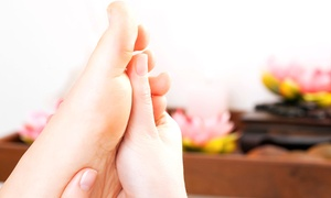 Harmony Day Spa: Hand and Foot Scrub with Massage or Facial at Harmony Day Spa (Up to 61% Off)