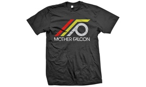 Mother Falcon T-Shirts: 12, 15, or 20 Screen Printed T-shirts with Design Assistance at Mother Falcon (Up to 53% Off)