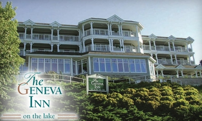 The Geneva Inn - Lake Geneva: $95 for a One-Night Stay in a Landview Room at The Geneva Inn in Lake Geneva