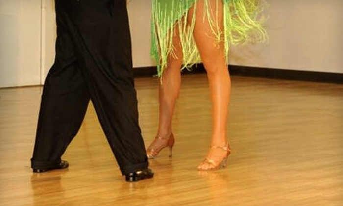 Dance Charisma - Spring Valley: $29 for One Month of Unlimited Group Classes, One Private Lesson, and One Practice Party at Dance Charisma ($136.95 Value)