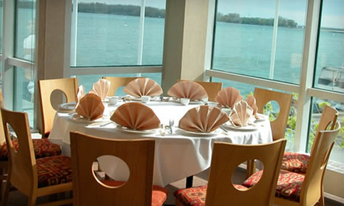 Pearl Harbourfront Chinese Cuisine - Downtown Toronto: Chinese Fare for Lunch or Dinner at Pearl Harbourfront Chinese Cuisine (Half Off)