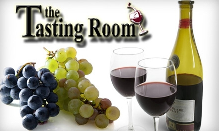 The Tasting Room - Bullard: $10 for a Wine Tasting for Two at The Tasting Room