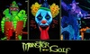 Monster Mini Golf - Bakersfield: $15 for Four Ghoul-Infused Rounds of Monster Mini Golf