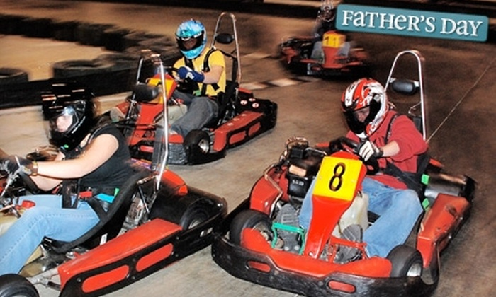 RushHour Karting - Garner: $15 for Two Eight-Minute Races at RushHour Karting in Garner