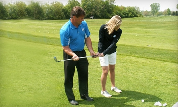 Mistwood Golf Club - Romeoville: Private Golf Lessons at Mistwood Golf Club in Romeoville. Two Options Available.