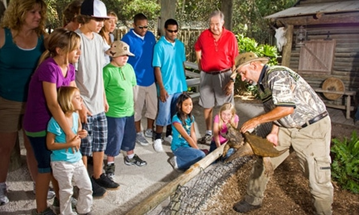 Billie Swamp Safari - Clewiston: $10 for Admission to the Swamp Kids Summer Fun Festival at Billie Swamp Safari in Clewiston ($20 Value). Three Dates Available.