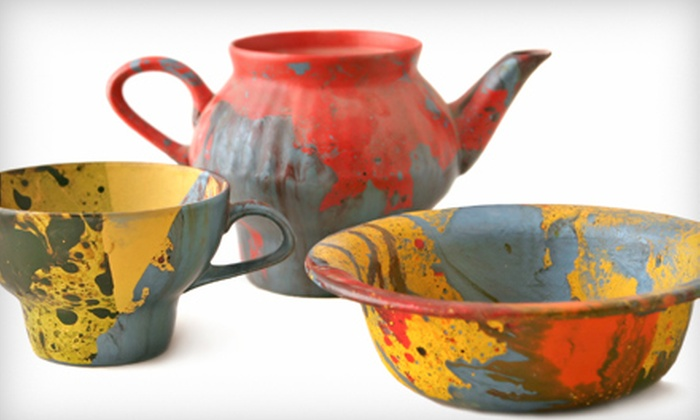 Creation Station - Newtown: $10 for $20 Worth of Paint-Your-Own Pottery at Creation Station in Newtown