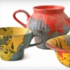 $10 for Paint-Your-Own Pottery in Newtown
