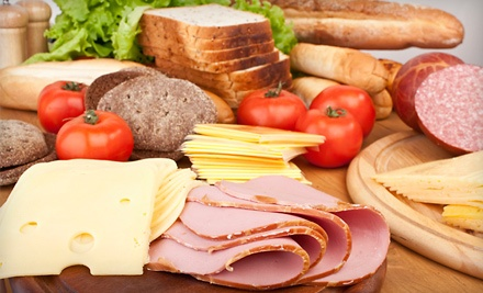 $35 Groupon for Italian Deli Selections - Montalbano's Italian Food Specialties in Staten Island