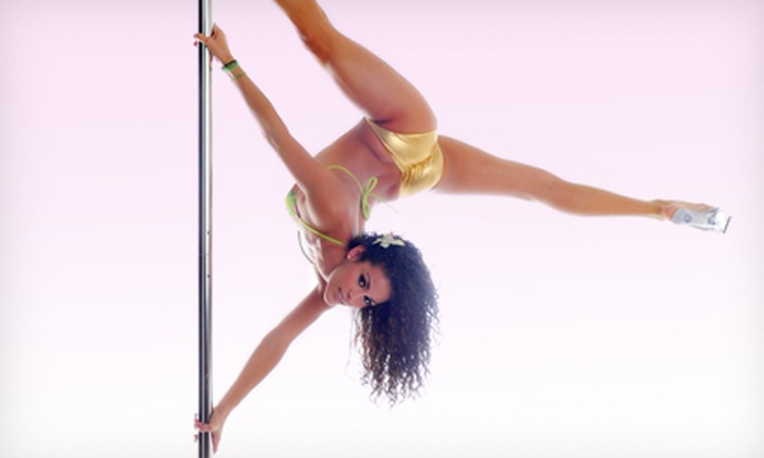 Pole Dance Miami - Glenvar Heights: 5, 10, or 20 Pole-Dancing Classes at Pole Dance Miami (Up to 83% Off)