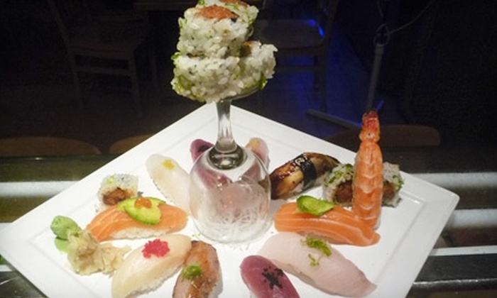 Tako Sushi - Forest Hills: $12 for $25 Worth of Sushi and Drinks at Tako Sushi