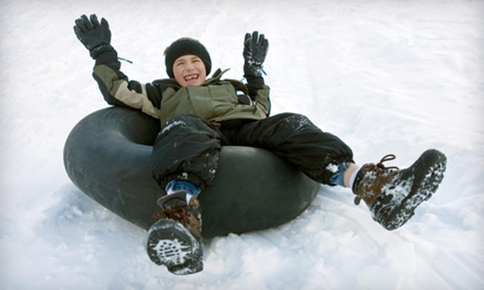 Frisco Adventure Park - Frisco: One Hour of Snow Tubing for Two or Four at Frisco Adventure Park in Frisco (Up to 55% Off)