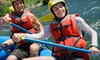 Sunshine Rafting Adventures - Knights Ferry: $40 for a One-Day Rafting and Yoga Excursion from Sunshine Rafting Adventures in Knights Ferry (Up to $80 Value)